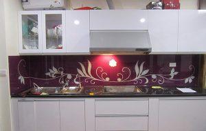 kính ốp bếp tại hà tĩnh