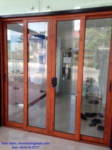 sửa chữa cửa kính tại Vinh